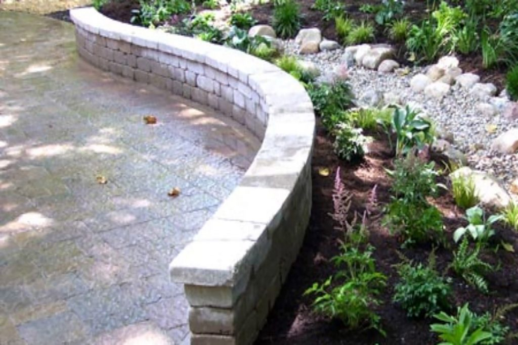 Top Retaining Wall Ideas